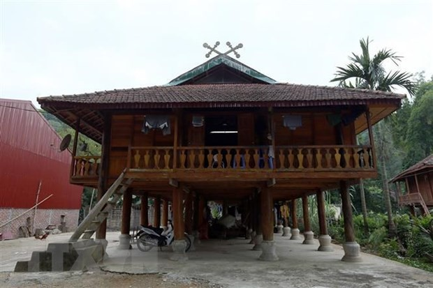 """Khau cut"", a symbol of Thai family's status - ảnh 1"