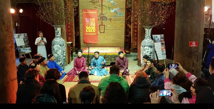 Hanoi group active in spreading Vietnamese heritage values - ảnh 1