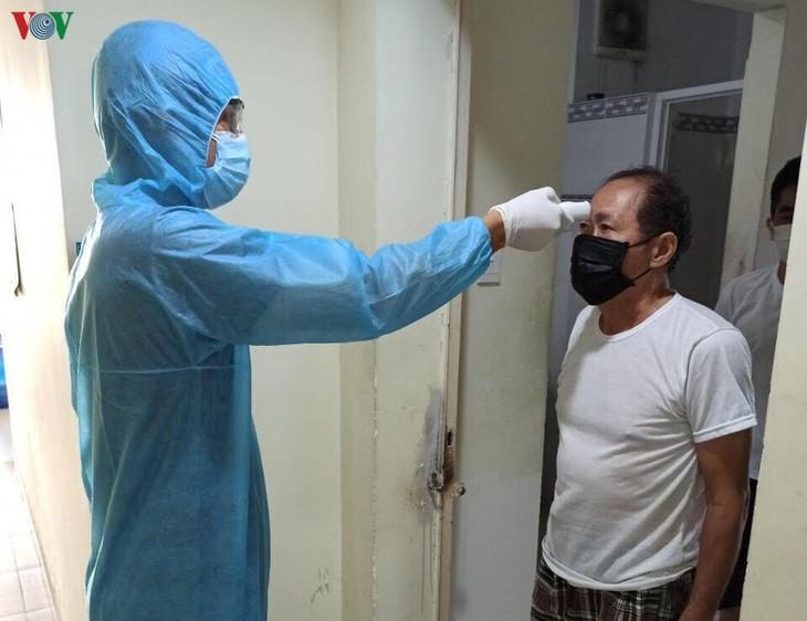 Life in Vietnam's quarantine area - ảnh 1