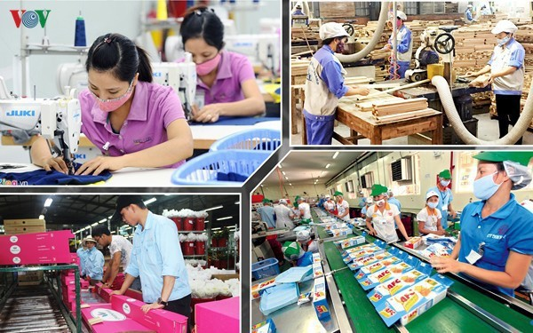 Domestic enterprises turn COVID-19 difficulties into opportunities - ảnh 1