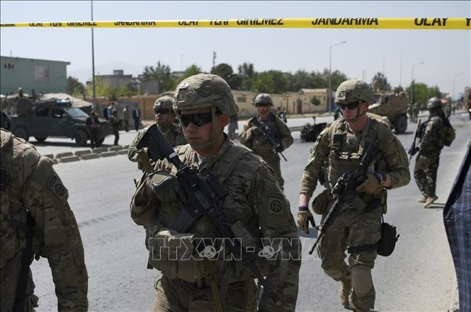 US announces military deployments to Middle East, Europe - ảnh 1