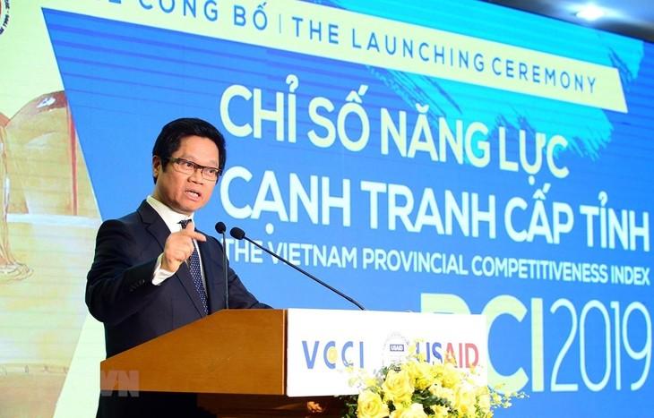 PCI: Vietnam's business climate improves - ảnh 1