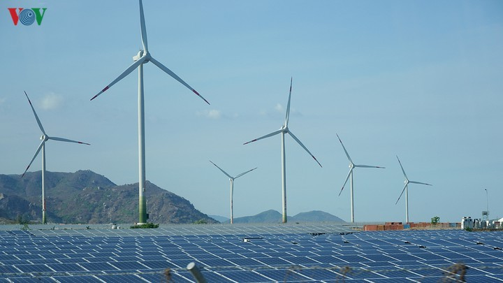 Ninh Thuan starts South East Asia's largest renewable energy project - ảnh 1
