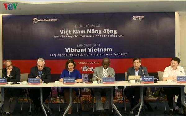 WB: Productivity-driven growth must be key in Vietnam's development strategy - ảnh 1