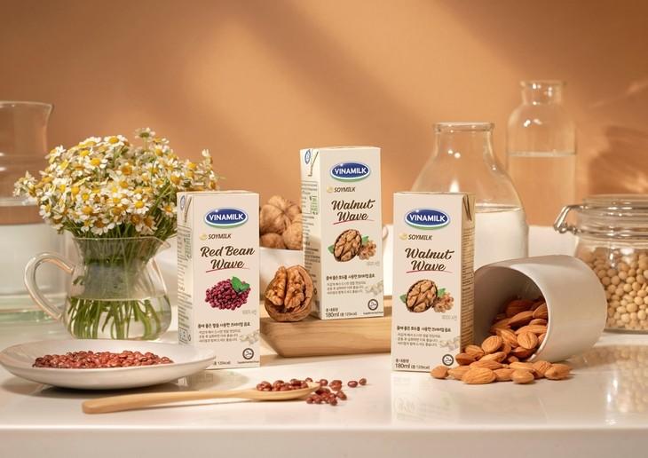 Vinamilk products enter South Korean market - ảnh 1