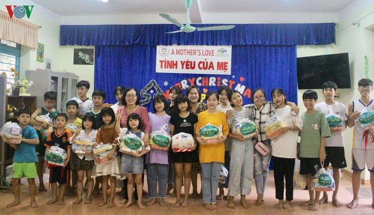 Da Nang Charitable Center, home that cares for children in need - ảnh 1