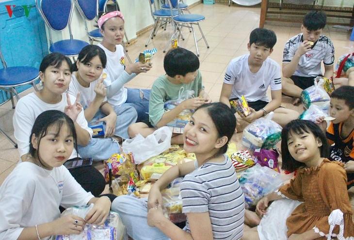 Da Nang Charitable Center, home that cares for children in need - ảnh 3