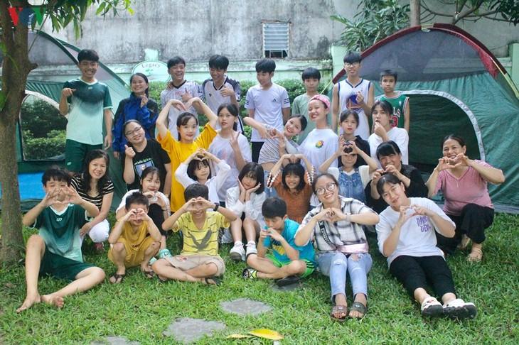 Da Nang Charitable Center, home that cares for children in need - ảnh 2