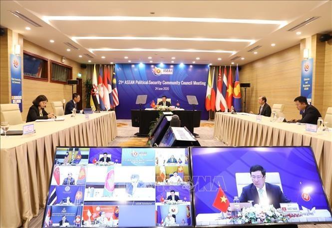 ASEAN Political-Security Community Council Meeting in Hanoi - ảnh 1