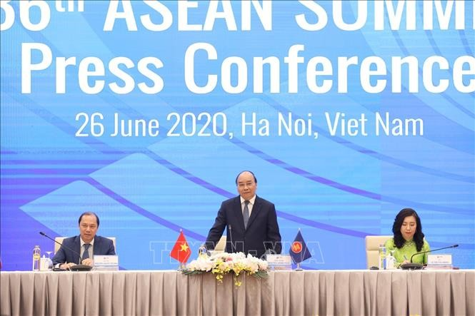 German media comments on 36th ASEAN online summit chaired by Vietnam - ảnh 1