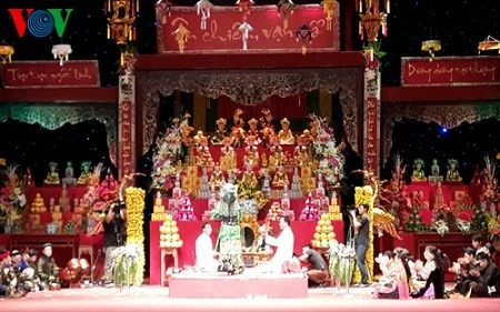 Mother Goddesses worship, an intangible cultural heritage practiced across Vietnam - ảnh 1