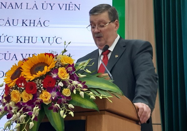 Photo exhibition marks 70 years of Vietnam-Russia relations - ảnh 2
