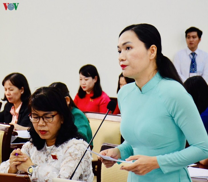 Ho Chi Minh City seeks to improve post-COVID-19 competitiveness  - ảnh 1