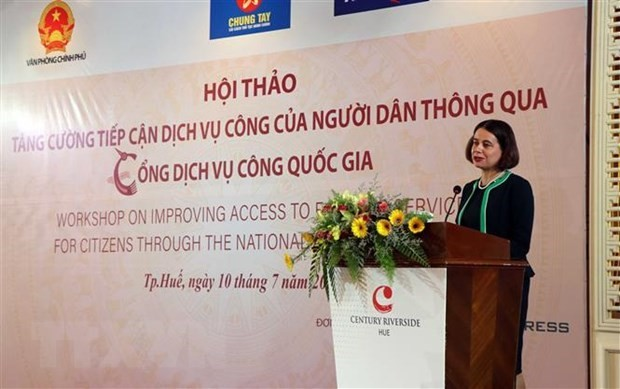 Australia funds Vietnam's public administrative survey - ảnh 1