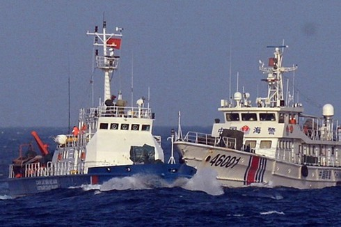 US rejects China's unlawful sovereign claims in East Sea - ảnh 1