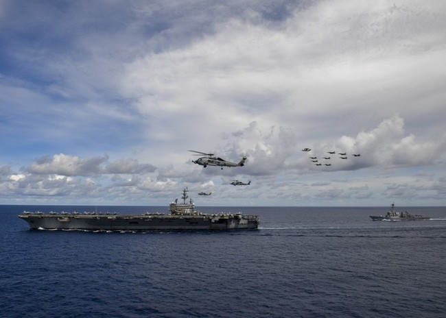 Clear messages needed to prevent China's attempts to control East Sea - ảnh 1