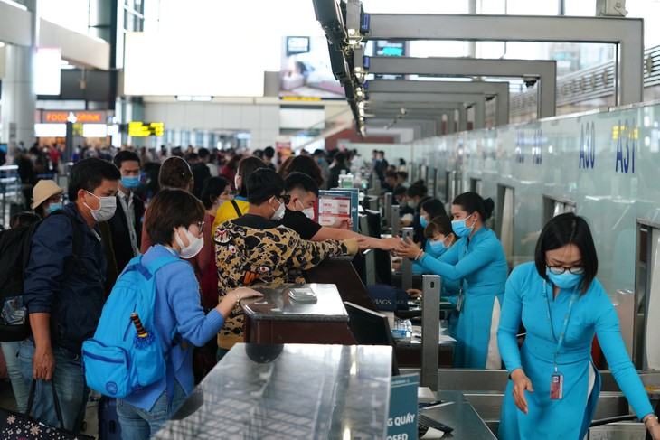 International flights proposed reopening in August - ảnh 1