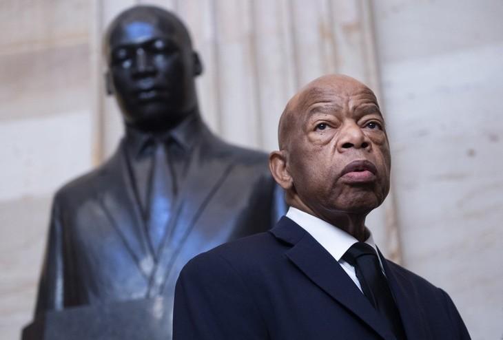 Congressman John Lewis, a civil rights icon, died - ảnh 1