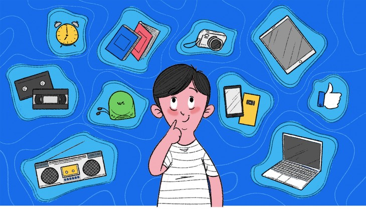 Protecting children in cyberspace - ảnh 1