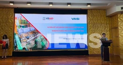Vietnam, US enhance manufacturing industry connectivity - ảnh 1