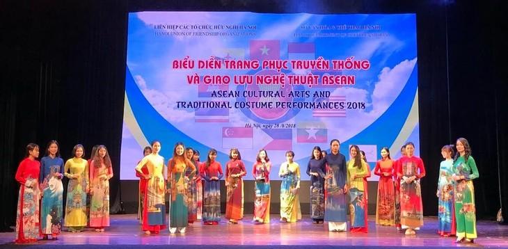 Vietnam promotes culture cooperation in ASEAN - ảnh 1