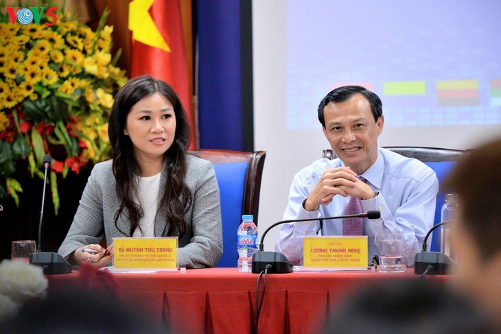 Vietnamese businesses discuss how to capitalize on EVFTA: VOV online forum - ảnh 3