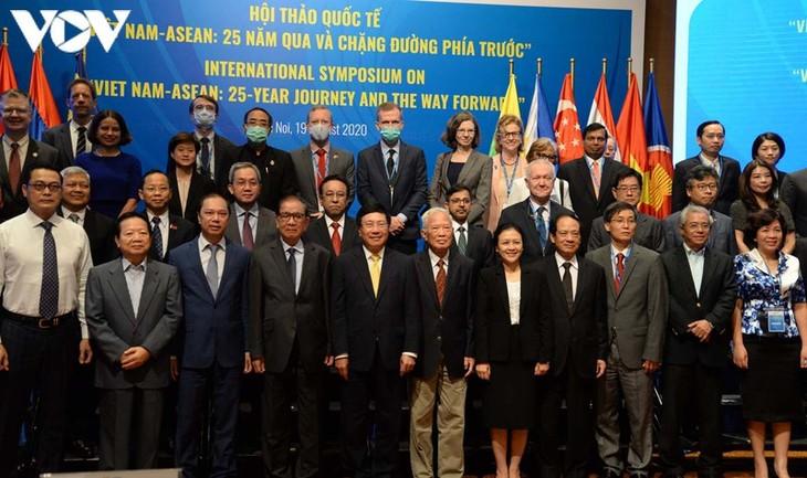 ASEAN promotes a cohesive, responsive community - ảnh 1