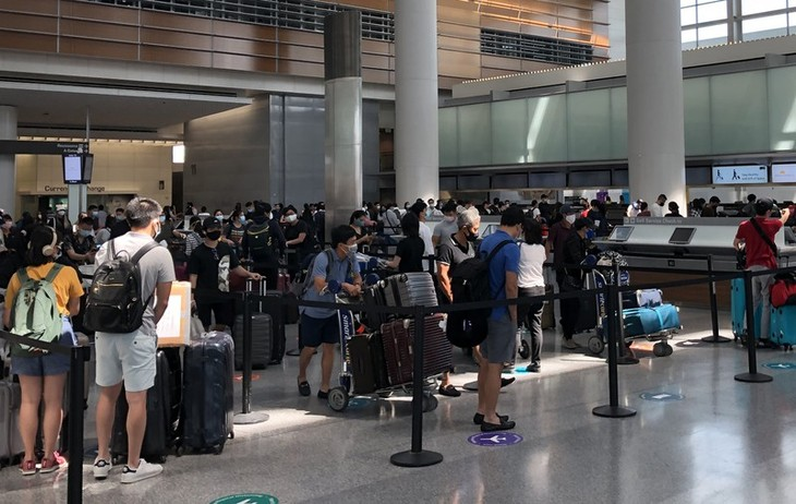 More Vietnamese citizens repatriated from Europe, South America, Africa - ảnh 1
