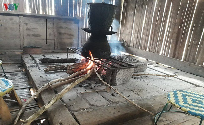 Wood stoves in Thai people's spiritual life - ảnh 1