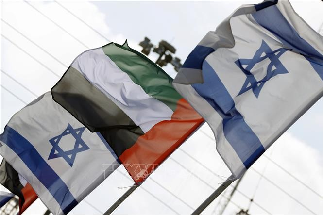 UAE on path to normalize ties with Israel - ảnh 1