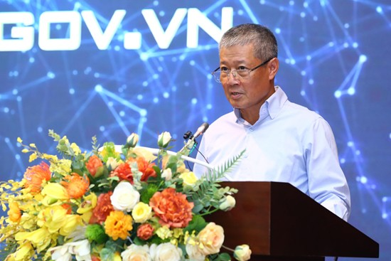 National data portal inaugurated - ảnh 1