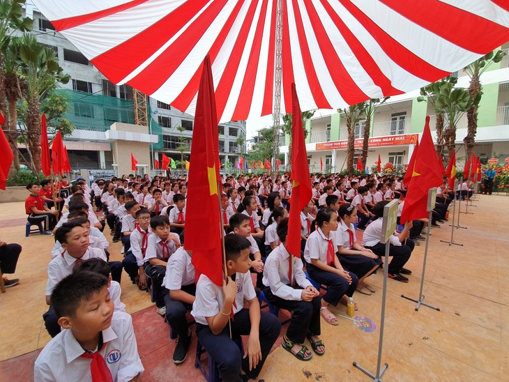 Anti-epidemic measures enforced on September 5 – Vietnam's back-to-school festival - ảnh 1