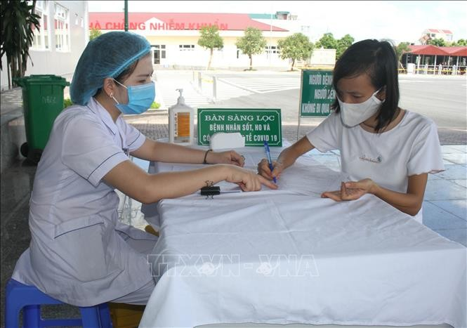 Vietnam reports no new domestic infections of COVID-19 in 5 straight days - ảnh 1