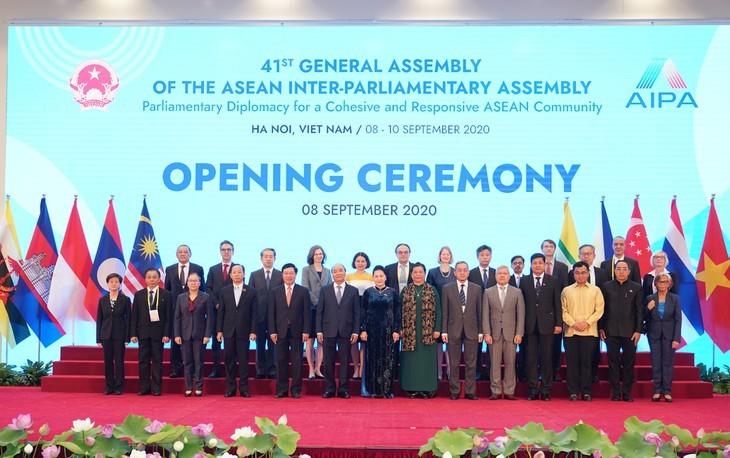 Vietnam pledges enhanced effort as AIPA Chair 2020 - ảnh 1
