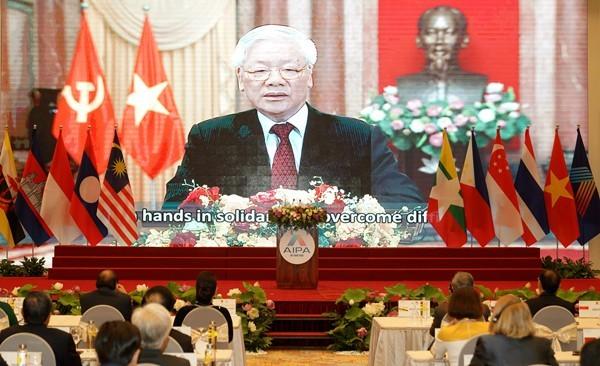 Vietnam pledges enhanced effort as AIPA Chair 2020 - ảnh 3