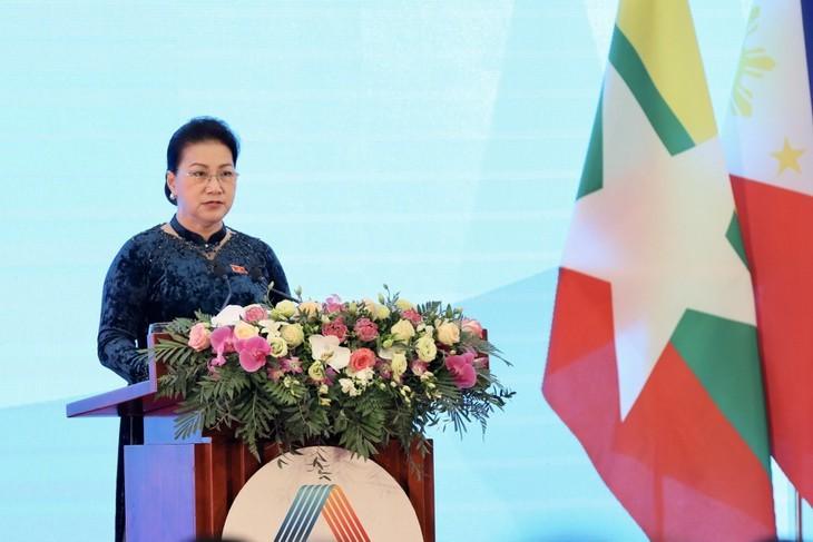 Vietnam pledges enhanced effort as AIPA Chair 2020 - ảnh 4