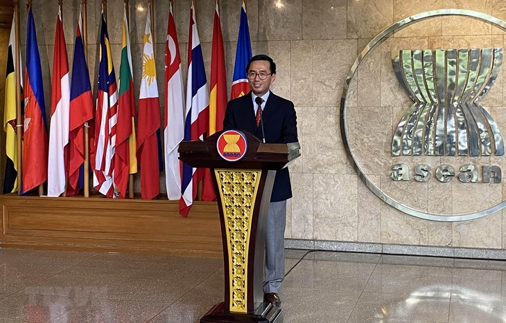 Vietnamese ambassador named new Deputy Secretary-General of ASEAN - ảnh 1