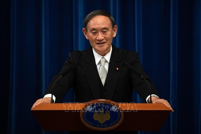 New Japanese PM gives top priority to COVID-19 response - ảnh 1