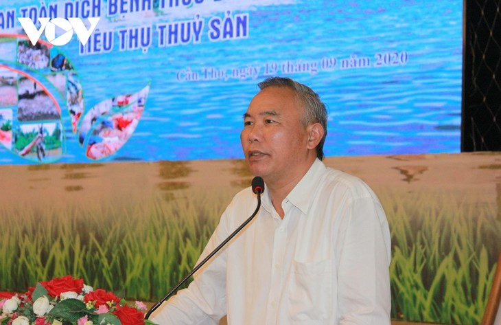 Vietnam targets 8.9 billion USD from fisheries exports in 2020 - ảnh 1
