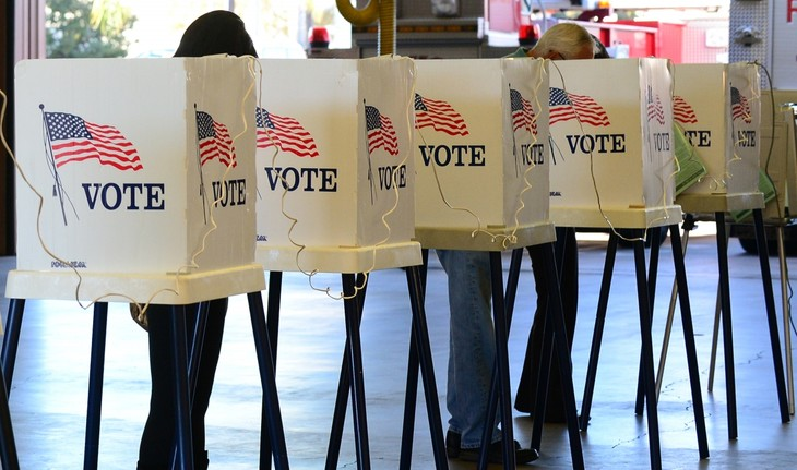 More than 40 million Americans have cast general election ballots - ảnh 1