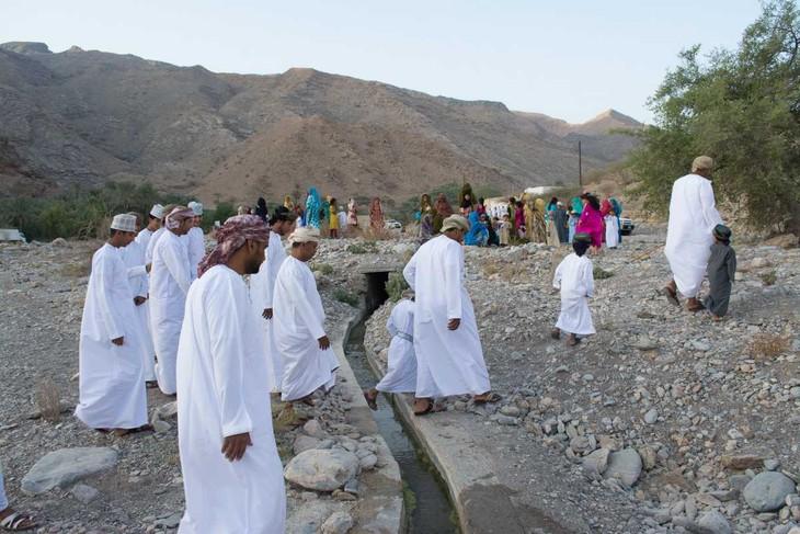 Eid Al-Adha, the Festival of Sacrifice, in Oman - ảnh 3