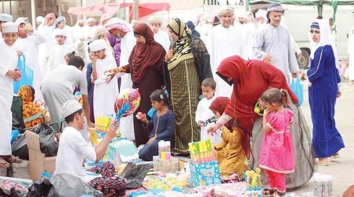 Eid Al-Adha, the Festival of Sacrifice, in Oman - ảnh 1