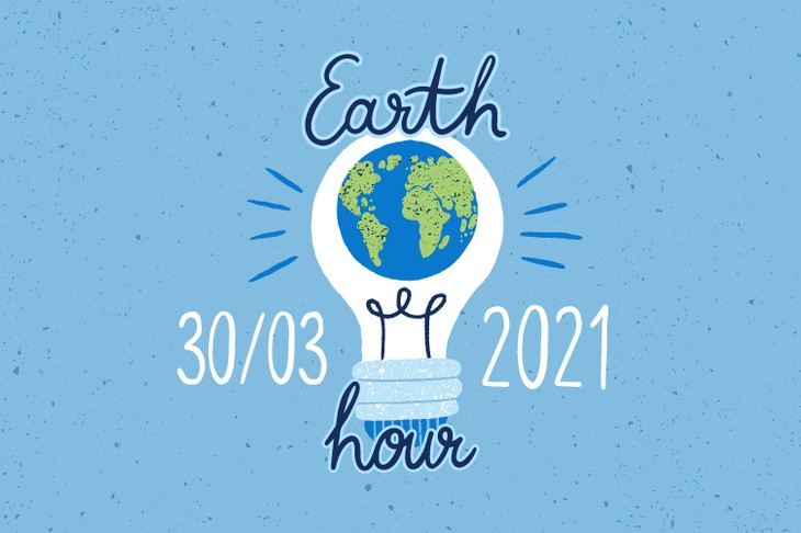 WWF: Earth Hour 2021 to be held digitally - ảnh 1