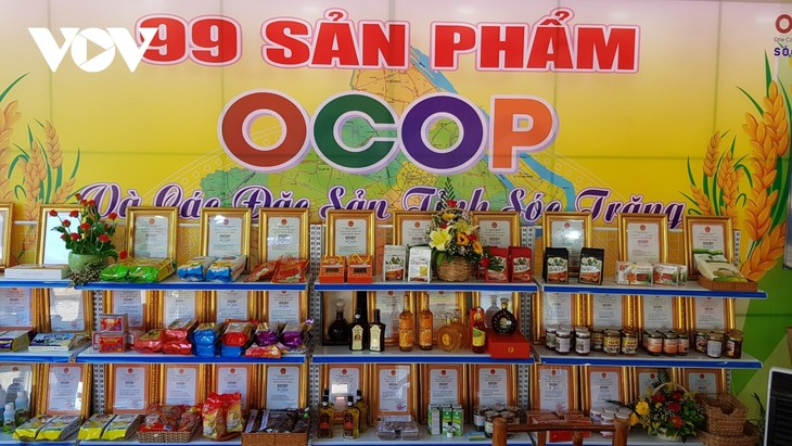 One Commune-One Product program proves effective in Soc Trang   - ảnh 1