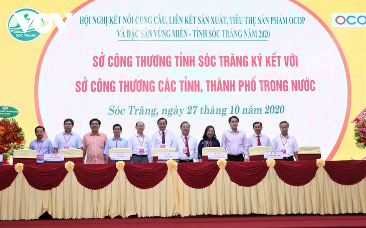 One Commune-One Product program proves effective in Soc Trang   - ảnh 2
