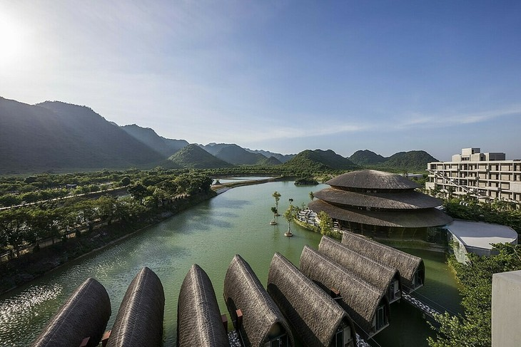 Ninh Binh restaurant wins international architecture prize  - ảnh 2