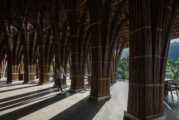 Ninh Binh restaurant wins international architecture prize  - ảnh 4
