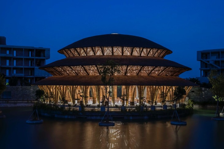 Ninh Binh restaurant wins international architecture prize  - ảnh 7