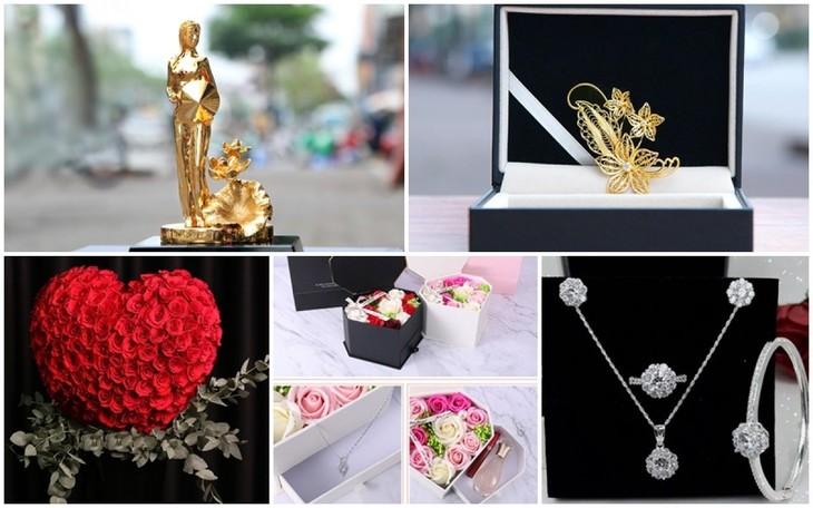 Top gift ideas ahead of International Women's Day - ảnh 1