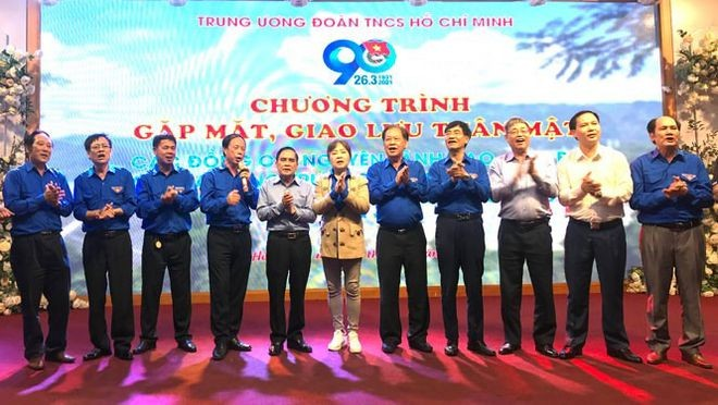 Youth Union members inspire revolutionary spirit - ảnh 1